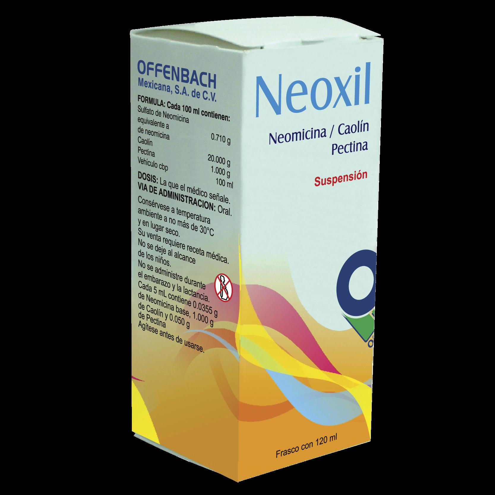 Neoxil suspensión